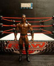 WWE BOOKER T WCW KING WRESTLING FIGURE BASIC SERIES 22 MATTEL 2013 HARLEM HEAT