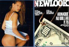 NEWLOOK 87./...FRANCE...L'APPEL DE LA CAPITALE LUI FILE LE BLUES.../.10-90