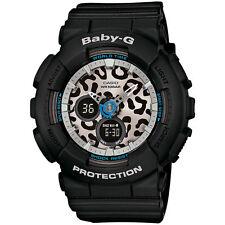 Casio Baby-G Womens Wrist Watch BA120LP-1A  BA120LP-1ACR Black New