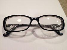 23762f813e41 Tura model r106 womens designer eyeglasses frames new black
