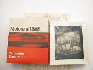 Motorcraft CT-1025 Carburetor Rebuild Kit Rochester 4MC 4MCV Quadrajet