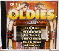 OLDIES + CD + Best of 60´s + Tolles Album mit 18 kultigen Hits der Sechziger +