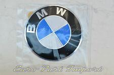 BMW HUB CAP EMBLEM Germany Genuine OE 36136758569