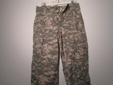 GENUINE USGI ARMY COMBAT UNIFORM ACU PANTS INSECT GUARD MEDIUM SHORT NEW V-6