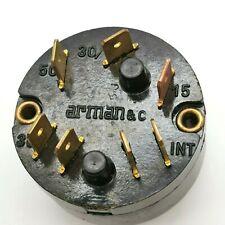 Commutatore accensione ARMAN parte elettrica Innocenti Mini Cooper Export 7 Pin