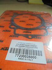 KTM 350 SXF 2011-2013 CYLINDER BASE GASKET GENUINE KTM