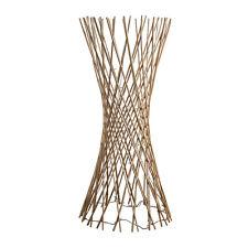 Modern Twisted Stick LED Lattice Floor Lamp 80 Warm White Fairy Lights Twigs
