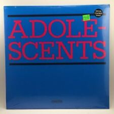 Adolescents - Self Titled LP NEW SEALED color vinyl reissue