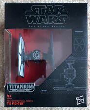 Star Wars The Black Series Titanium Tie Fighter B3933 No. 04