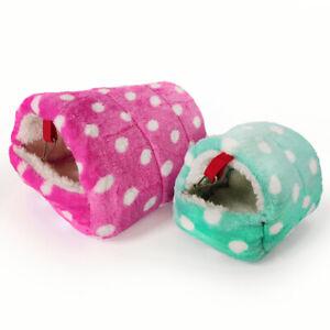 EE_ Hammock for Ferret Rabbit Guinea Pig Rat Hamster Squirrel Mice Bed House Pro
