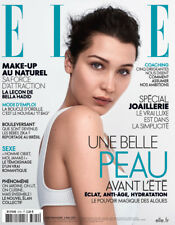 Magazine ELLE Bella Hadid cover french Paris 5 mai 2017 n° 3724 new