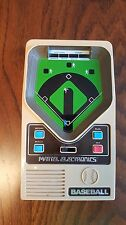 1978 Mattel Electronics Baseball ~ No Sound ~ Missing Battery Cover ~ Works