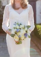 Charlotte Balbier 2017 Collection Harper Flynn Size 8 Wedding Dress