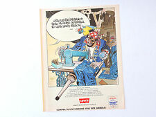 Publicidad LEVI'S / Advert Publicite Reklame Pubblicita Clothing Ropa Spanish Ad