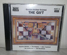 CD GORDON BRISKER QUINTET - GIFT - NUOVO NEW