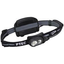 Princeton Tec Remix Rechargeable Head Torch White LED Light Headlamp Black Case