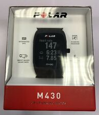 Polar Unisex M430 Gps Running Watch with Wrist-Based Heart Rate Advanced and