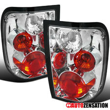 For 2001-2005 Ford Ranger Clear Lens Tail Brake Lights Reverse Sugnal Lamps Pair