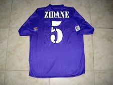 Zidane Real Madrid France Shirt Jersey Player Issue Match Un Worn Centenary 2002
