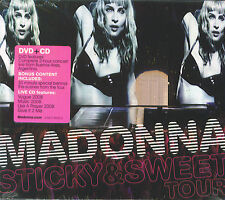 Madonna : Sticky & Sweet Tour (DVD & CD)