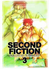 Final Fantasy 7 VII doujinshi Reno x Tseng Second Fiction 3 Asia (02) and Garaku