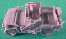 Milicast ACC60 1/76 Resin WWII Improvised Armor Conversion Kit for Jeep