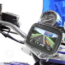 Motorradhalterung M8 Lenkerklemmung wetterfeste Tasche Garmin Nüvi 2545 2595 LMT