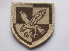 16th Air Assault Brigade, desert, trf, Airborne, patch, parachutistes