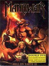 Manowar - 2 x DVD's PAL Region Free- Hell On Earth III- 2003 SPV 556-69557 2DVD