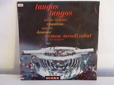 RAMON MENDIZABAL Tangos tangos Adios nonino 14019 SCORE