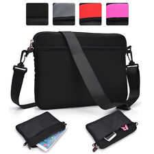 41f81bfb69 Universal 10 - 11.6 Inch Laptop Sleeve and Shoulder Bag Case 2-in-1