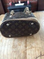 Louis Vuitton Vintage Monogram Bucket Bag