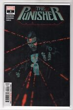 The Punisher Issue #2 Marvel Comics (1st Print 2018)