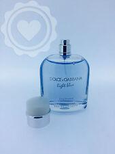DOLCE & GABBANA LIGHT BLUE POUR HOMME 125ML LIVING STROMBOLI
