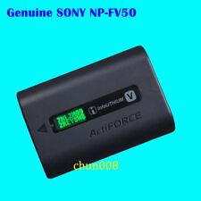 Original Genuine Sony NP-FV50 Battery For NP-FV30 NP-FV70 NP-FV100 CX150 PJ200