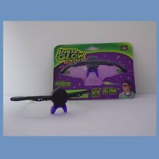 UV Black Light Torch Glasses, hands free for small model painting. Camping