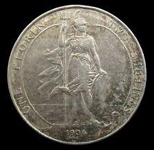 More details for edward vii 1904 silver florin - fine