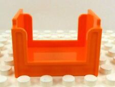 Lego Duplo Item Bed Kids Toddler Orange