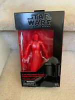 "Star Wars The Black Series 6"" Elite Praetorian Guard w/ Heavy Blade #50"