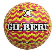 **SPECIAL** Gilbert Glam Zig Zag Netball [Size 5]