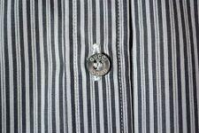 original GUCCI Designer Hemd chemise shirt 41 / 16 NEW tags weiß grau cotton NEU