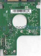 WD3200BEVS-22ZCT0, 2061-701499-500 AH, WD SATA 2.5 PCB