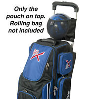 KR Strikeforce Joey 1 Ball Bowling Bag Black