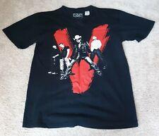 U2 Vertigo Tour 2005 Shirt Medium