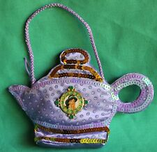 DISNEY PRINCESS JASMINE PURSE DISNEY PARKS ALADDIN GENIE LAMP COSTUME PURSE NEW