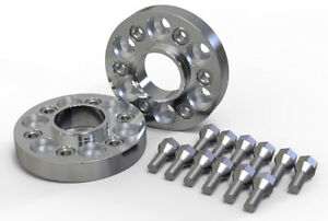 20MM 6X130 84.1MM HUBCENTRIC WHEEL SPACER KIT UK MADE MERCEDES SPRINTER 315 316