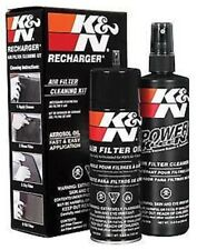 K&N Air Intake Cleaner Recharger Kit With Spray Oil | FREE SHIPPING