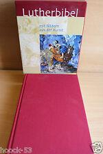 Lutherbibel mit Bildern aus der Kunst. Deutsche Bibelgesellschaft, Band 1700 (2004, Gebunden)