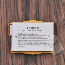 NEW Original Canon Battery  LP-E8 E8 For  Rebel T2 T3i T2i Kiss X5 X4 EOS 600D