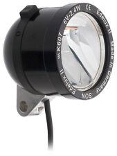 Neuheit LED Scheinwerfer SON Edelux II schwarz mit 60 cm Kabel anschlussfertig
